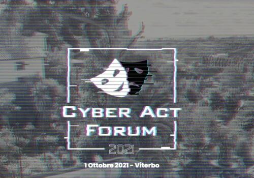Evento nazionale su Cybersecurity